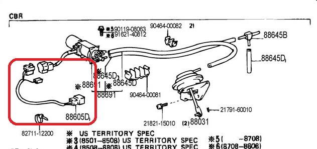 1987 Toyota Pickup A C Installation Yotatech Forums
