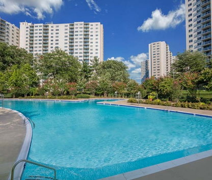 The Enclave Apartments Silver Spring