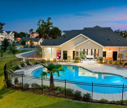 Image Of Majestic Oaks Apartments In Pensacola, FL