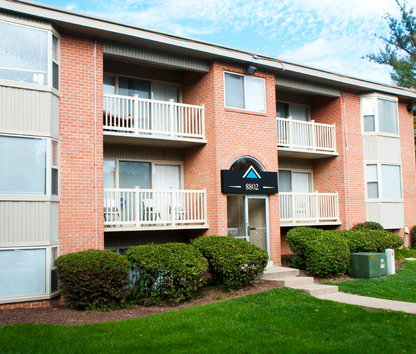 Image Of Arden Pointe Apartments (formerly Laurel Square Apartments) In  Laurel, MD