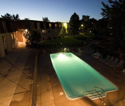 Image Of Pine Crest Apartments In Colorado Springs CO