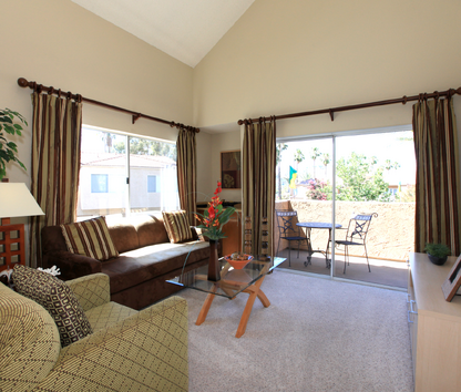 Image Of Park Sierra Apartments In Canyon Country CA