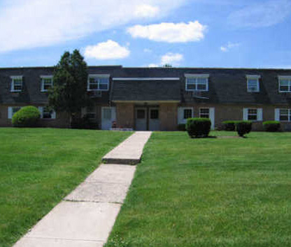 Image Of Amity Garden Apartments In Douglassville, PA