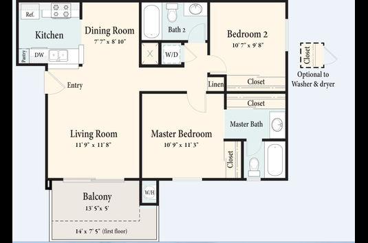 Sycamore Apartments - 42 Reviews   Vacaville, CA Apartments