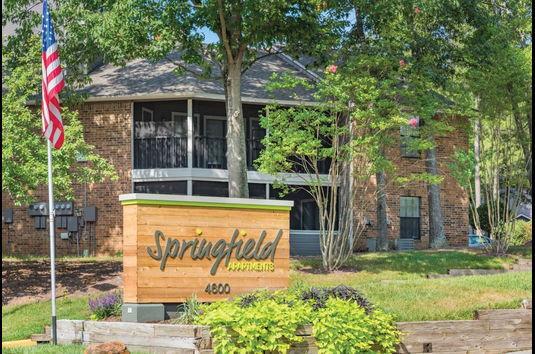Springfield Apartments Review - 4570789 | Durham, NC ...