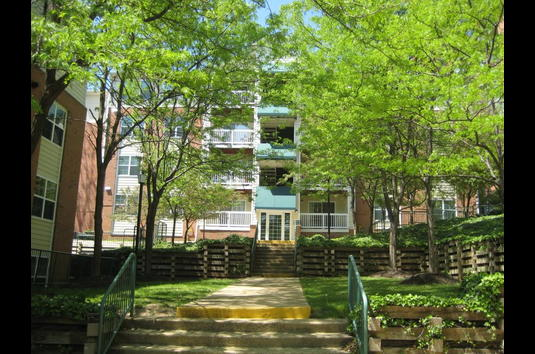 Image Of Marbella Apartments (formerly Courthouse Crossing Apartments) In  Arlington, VA