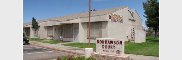 Don Dawson Court