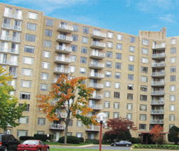 Image Of Plaza Towers Apartments In Hyattsville Md