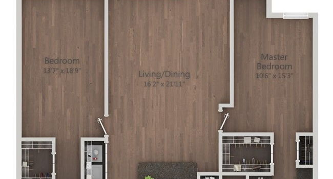 Urbana Apartments - 38 Reviews | Orlando, FL Apartments for