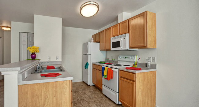 Image Of Lions Gate Apartment In Walla Wa