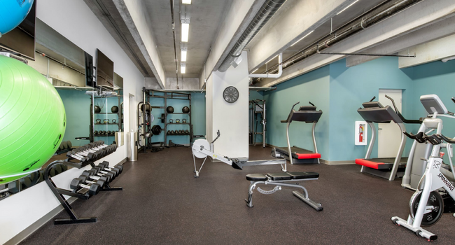Rhythm Fitness Center