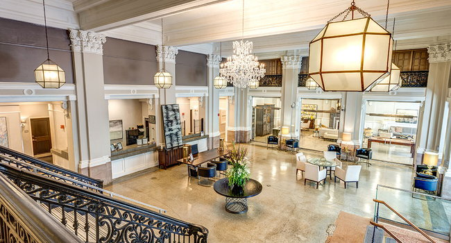 Image Of The Rockefeller Norfolk Apartments In Va