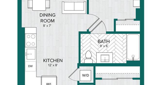 The Banks - 5 Reviews | Washington, DC Apartments for Rent ...