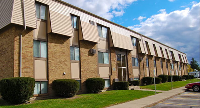 Welcome to Ross Park Apartments!