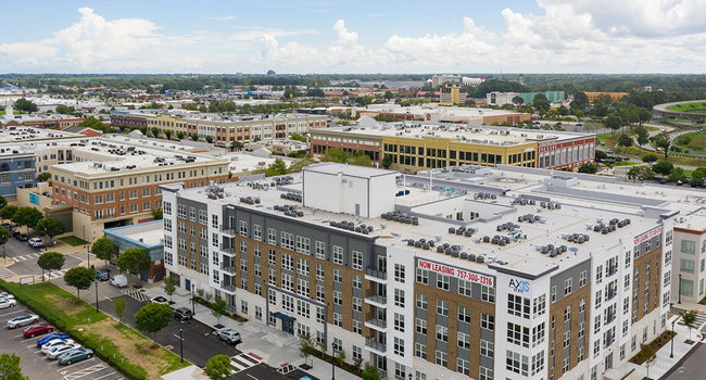 Peninsula Town Center's newest urban lifestyle community