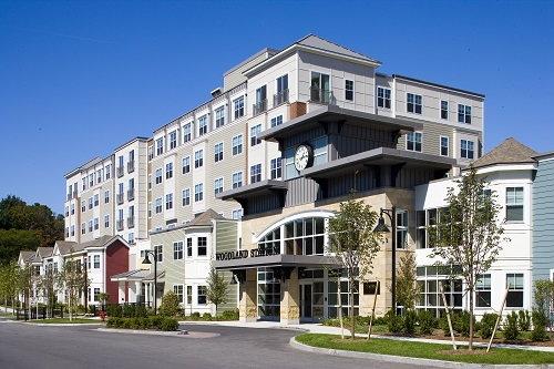 Woodland Station Apartments - 22 Reviews | Newton, MA ...